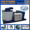 2014 New product !!! 1- 2T ice factory machine for fishing from CSCPOWER