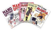 ภาษาอังกฤษหนังสือการ์ตูนพิมพ์สำหรับผู้ใหญ่