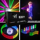 2w 3D stage lighting equipment,disco full color animation ,RGB Mini animation laser light