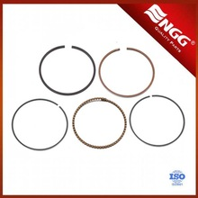motorcycle piston ring set for bajaj three wheeler spares parts