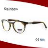 2015 popular diamond optical frame optical glasses rhinestone quality spectacle frames A14066