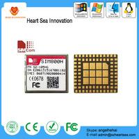 2014 new product low price cheap gsm gprs sim800h module mini gps gsm remote control module