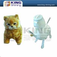Factory direct walking plush cat toys