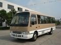 popular 20 asientos toyota coaster mini bus con precio favorable