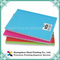 Cheap paper material a5 custom school notebooks wholesale