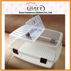 Grace Pet New product OEM 2014 Dog Cat Transparent Plastic warm Carrier Bag