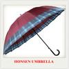 Huge 68-inch oversize windproof golf umbrella for promotion