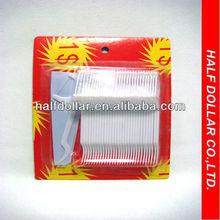 dental floss toothpick/plastic toothpick
