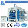 FULI Machinery QT10-15 fully-automatic hydraulic multi-function concrete hollow block making machine