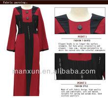 Long Evening Dress Grosir baju anak langsung dari pabrik Islamic Wear for Middleeast