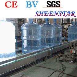 BV standard energy saving 5 gallon bottle washing filling capping machine
