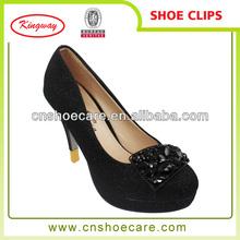 2012 new rhinestone hair flower embellishment garment accessory button shoe clip