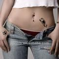 tatuaggio temporaneo pancia sexy per adulti passò en71