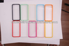 Wholeslae cell phone TPU+PC case cover for Apple iPhone 5C