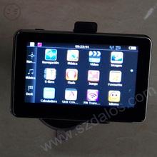 new 4.3'' gps 4gb memory car gps navigator