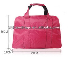 Top grade hot sell square travel bag