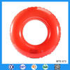 Most selling red inflatable tire swimming ring