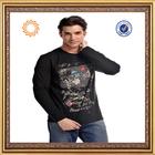 good quality fashionable cotton t-shirt long sleeve