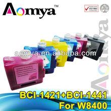 Aomya BCI-1421 compatible canon w8400 original ink