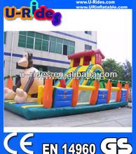 Monkey giant inflatable playgrounds