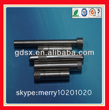 custom steel dowel pin taper dowel pin hardened steel dowel pins in dongguan
