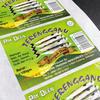 Food Label/ Stickers Printing Malaysia