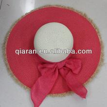Floppy Raffia Sun Hat