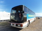 #33537 MITSUBISHI FUSO AEROMIDI - 1987 [BUSES- LARGE BUS] Chassis:MS725S90030