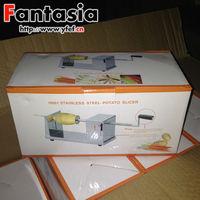 H001 Stainless Steel Potato Chip Slicer