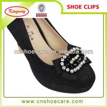 heel shoe clip for women sandal decoration shoe clips