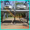 Mechanical Sedan Car Parking