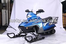 2014 new design 150cc snowmobile/snowscooter
