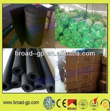 Rubber foam insulation roll rubber foam sheet black rubber foam sheet