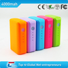 Mobile Phone Power Bank 5000 with OEM Paking