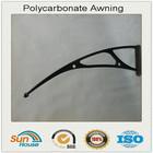 Manufacture Plastic door canopy bracket