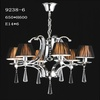 European Crystal Lighting Decorative Chandelier DY 9238-6