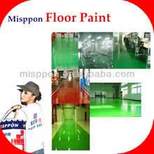 Misppon industrial epoxy floor paint