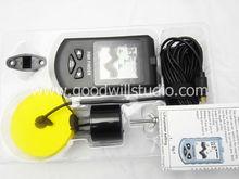 TL58, Sonar fish finder TL58 with Dot Matrix LCD display, Portable Sonar Fish Finder