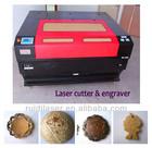 RD-1390 Coconut Shells Laser Cutting Machine Guangzhou Suppier