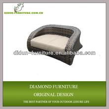 lounge rattan dog sofas & chairs