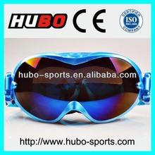 CE standard custom logo eyes protective skating goggle