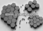 Polycrystalline diamond(PCD) die blanks for wire drawing
