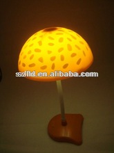 Decorative LED romantic projector lamp ,best selling products in america& mushroom projection night light for school and hotel