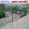 3D Bending Welded Metal Modular Fence Panels