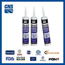 GNS silicone adhesive clear liquid silicone sealant