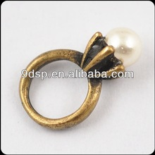 New published fashion jewelry components rings