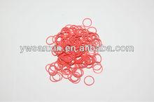 custom logo printing silicone rubber band