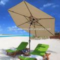 a prueba de viento de protección uv paraguas mercado para su hogar y negocio