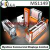 custom display kiosk for cell phone accessories with cell phone display kiosks