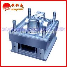 molde de la fábrica de shenzhen profesionales inyectar chrome trim de moldeo de la tira
